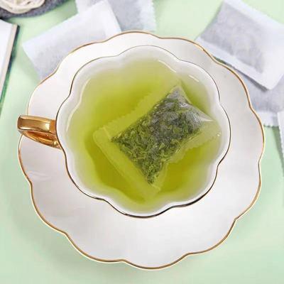 2021新绿茶袋装高山绿茶叶性价比口粮茶