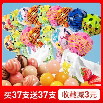 展翠棒棒糖批发混合儿童牛奶水果硬糖喜糖创意花束休闲小零食品