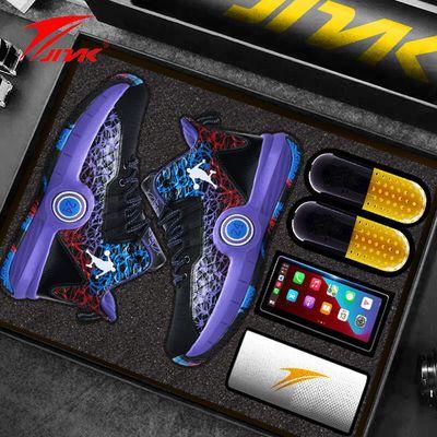 74558/金莱克官方欧文7科比24黑曼巴篮球鞋男詹姆斯青少年实战运动球鞋