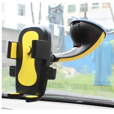 特价车载手机支架 汽车用车内手机导航座 吸盘式自动锁通用出风口