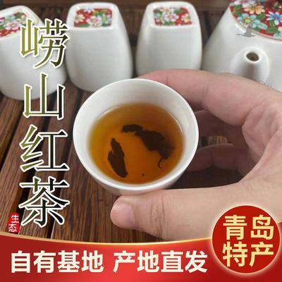 75669/2021新茶青岛崂山红茶茶叶蜜香耐泡正宗散装日照充足养胃批发