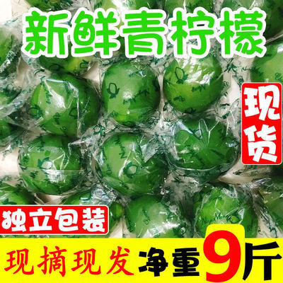 安岳黄柠檬新鲜青柠檬果子生鲜水果柠檬奶茶店柠檬泡水非无籽批发