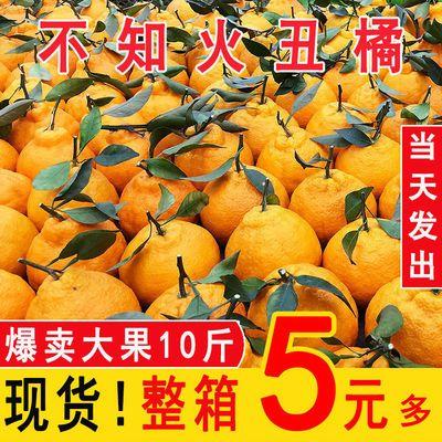 不知火丑橘新鲜水果整箱丑八怪应季孕妇水果柑橘粑粑柑高原丑橘子