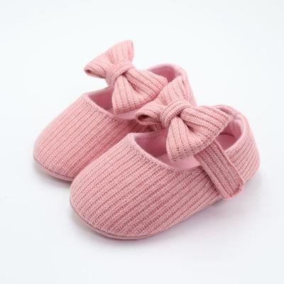 79042/春夏秋款童鞋宝宝学步鞋公主鞋0-1岁婴儿鞋女童软底防掉6-12个月