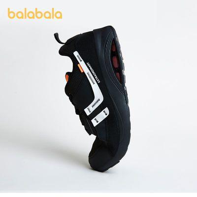 74429/巴拉巴拉男童休闲慢跑鞋2021秋装新款大童运动鞋时尚24403201473
