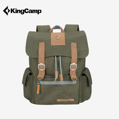 KingCamp双肩背包男女时尚休闲背包户外旅行包电脑包商务包