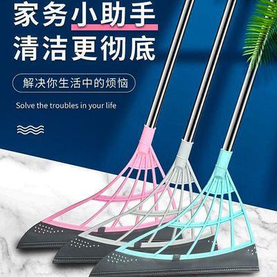 2021热销韩国黑科技新型魔术扫把干湿两用扫头发神器卫生间刮水器