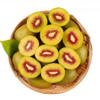 【精品果】正宗四川红心猕猴桃奇异果孕妇新鲜水果超甜包邮礼盒装