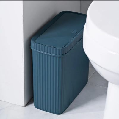 70257/垃圾桶带盖子客厅卧室卫生间防臭夹缝垃圾桶大号大容量