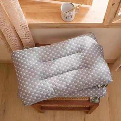 泰国记忆乳胶枕头芯颈椎枕芯儿童枕头套装成人一对学生宿舍枕巾