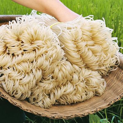 贵州特产羊肉粉正宗圆粉干米粉粗粉牛肉汤粉粉丝纯手工米粉批发价