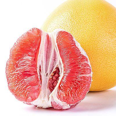 【正宗】福建红心蜜柚柚子红肉蜜柚薄皮超值送开柚器孕妇水果应季