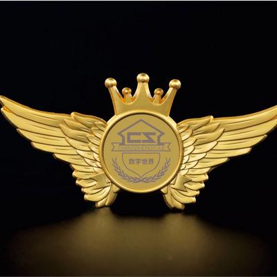 67707/定制数字皇冠,高档材质,纪念意义。【8月31日发完】