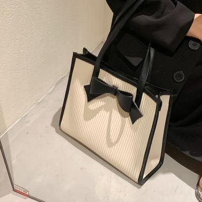 甜酷辣妹風包包2021新款包包女夏時尚單肩包通勤包大手提包托特包【9月10日發完】