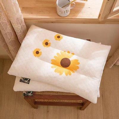天然泰国记忆乳胶枕头芯颈椎枕枕芯儿童枕头成人一对学生宿舍一个