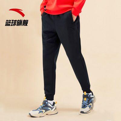 74178/安踏运动裤男冬季新款潮流加绒运动裤男长裤95838757