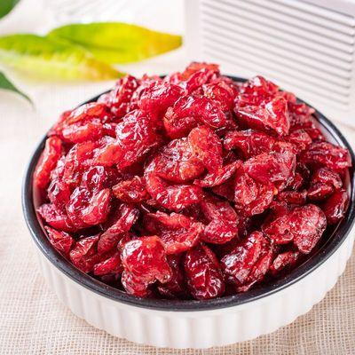 77761/蔓越莓干100g-500g水果干蜜饯烘焙原料用曼越梅干零食小吃