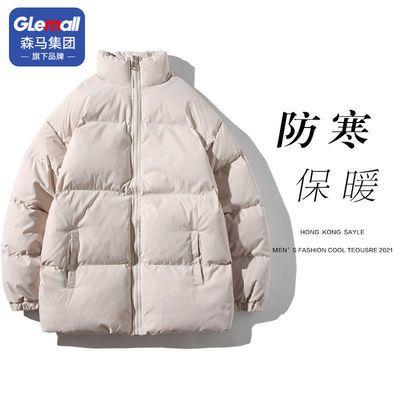棉衣男秋冬季2021新款高档保暖反季男士棉服情侣装棉袄子外套潮流