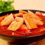 恒慧 午餐肉400g袋 开袋即食 香肠火腿火锅麻辣香锅食材低温