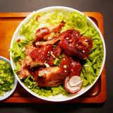 恒慧 香蹄 200g*1袋/2袋/3袋 常温熟食 酱卤猪蹄开袋即食猪肉食品