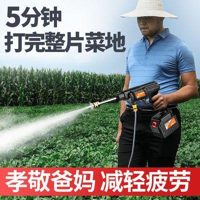 74613/捷科电动喷雾器农用农药消毒打药机锂电喷水枪水泵洗车机洗车神器
