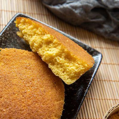73684/东北玉米面饼大饼子玉米饼粗粮纯玉米面铁锅窝窝头低糖零食主食