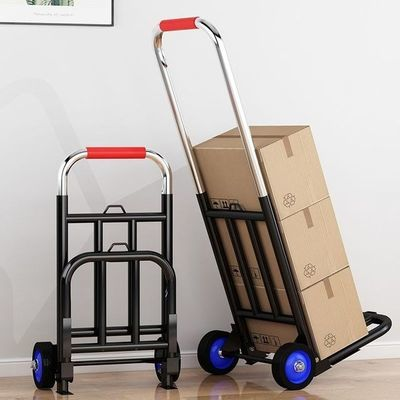 92929/小拉车折叠家用搬运拖车购物买菜手推车神器轻便携行李拉车拉货车