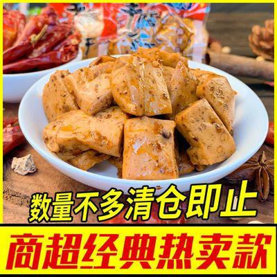 奇爽手磨豆干颗粒状乐棒棒豆腐干网红零食批发