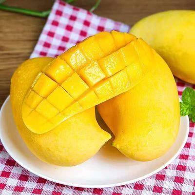 75941/特价云南鹰嘴芒新鲜大果热带应季水果现摘甜心果园直发多规格整箱