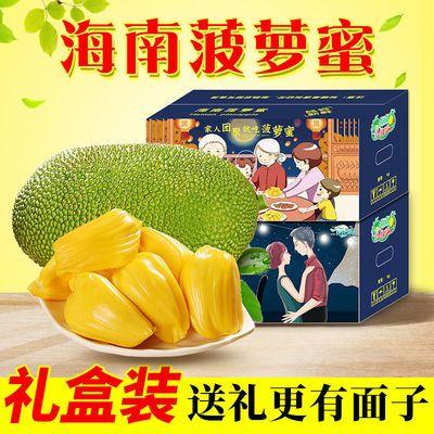 76408/【礼盒装送礼】 海南三亚菠萝蜜新鲜水果应当季波罗蜜一整个批发