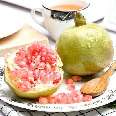 76441/四川会理石榴3斤装 软籽石榴无籽石榴红籽石榴不吐籽新鲜水果