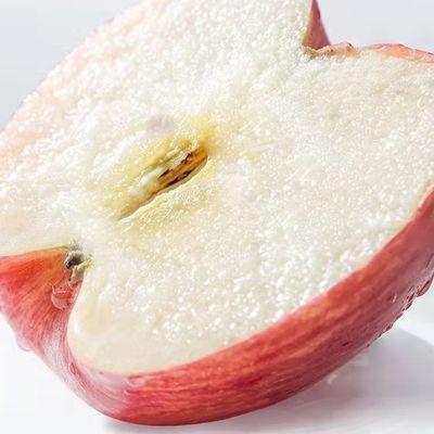 76409/新鲜红富士苹果水分多甜单果果径75mm包邮