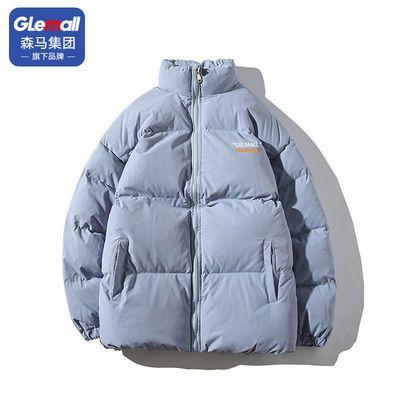 男士棉衣2021冬季新款棉服男时尚潮流立领反季棉袄子男装衣服外套