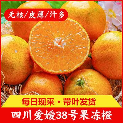 91663/【现摘现发】四川爱嫒果冻橙子橘子新鲜孕妇儿童水果非冰糖橙脐橙
