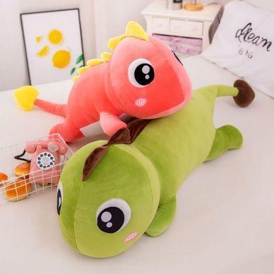 恐龙毛绒玩具可爱霸王龙玩具抱枕大号布娃娃女孩睡觉玩偶儿童生日