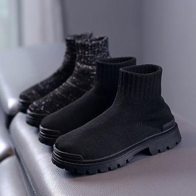 91767/儿童运动鞋女童鞋子儿童鞋男童鞋童鞋亲子鞋女2021春秋新款