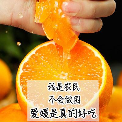 正宗四川爱媛38号果冻橙当季新鲜水果橙子薄皮手剥橙非脐橙冰糖橙