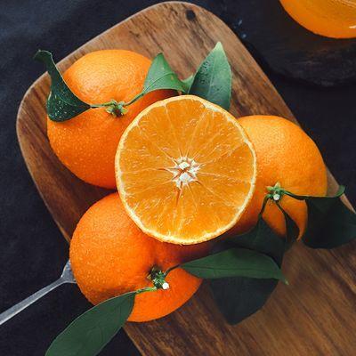 【纯甜化渣】爱媛38号果冻橙无籽柑橘应季时令新鲜水果四川眉山
