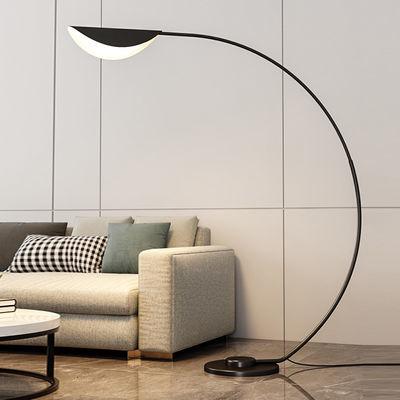 钓鱼灯极简落地灯轻奢客厅沙发书房LED北欧现代设计高端创意台灯
