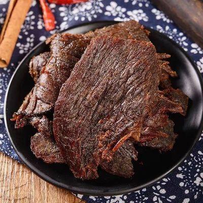 牛肉干正宗内蒙古手撕风干牛肉五香250g麻辣250g肉类零食小包装