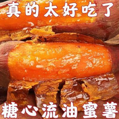 红薯蜜薯糖心红薯新鲜烤地瓜农家自种黄心蜜薯番薯地瓜超甜批发