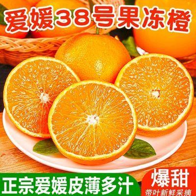 91657/正宗四川爱源果冻橙38号眉山新鲜现摘当季水果甜橙子柑橘整箱包邮
