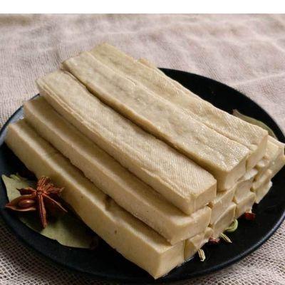 山西广灵豆腐五香味豆干山西卤味豆干黑豆干现货真空包装咸味五香