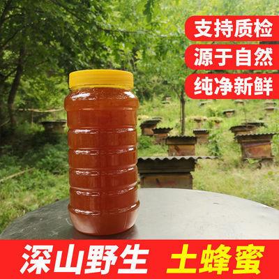 农家纯正野生土蜂蜜洋槐蜜枣花蜜荔枝蜜中蜂结晶蜂蜜正品天然蜂蜜