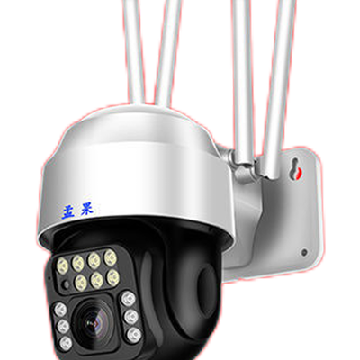 孟果无线摄像头连手机远程家用360度高清夜视室外WiFi网络监控器