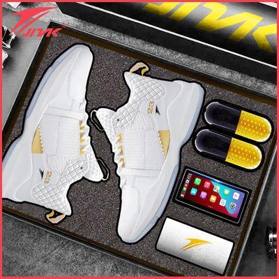 93394/金莱克官方正品高帮篮球鞋新款威少战靴透气缓震实战防滑运动鞋男