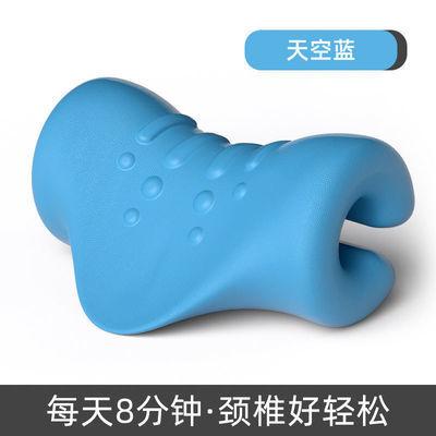 颈椎枕头修复曲度变直矫正器反弓牵引富贵包枕专用助睡眠枕护颈枕