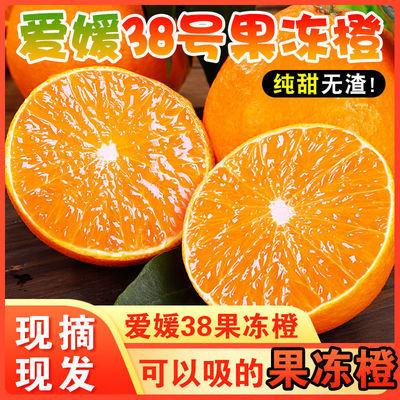 91799/爱媛38果冻橙子水果新鲜应季超甜水果橘子非脐橙皇帝柑夏橙冰糖橙