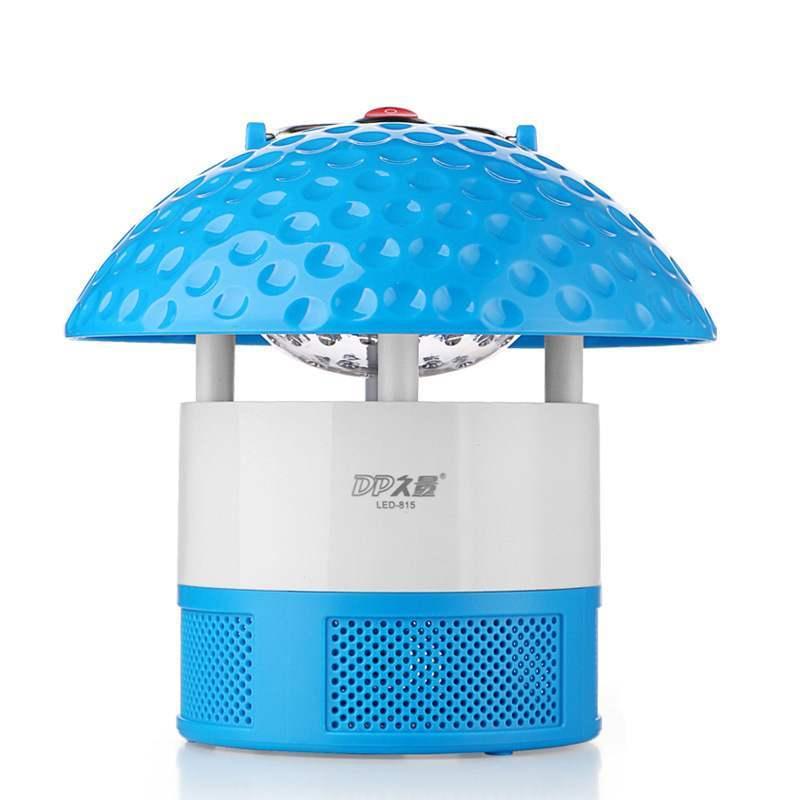 2021久量光触媒灭蚊灯家用室内灭蚊器吸入式无毒静音大风力蓝光捕