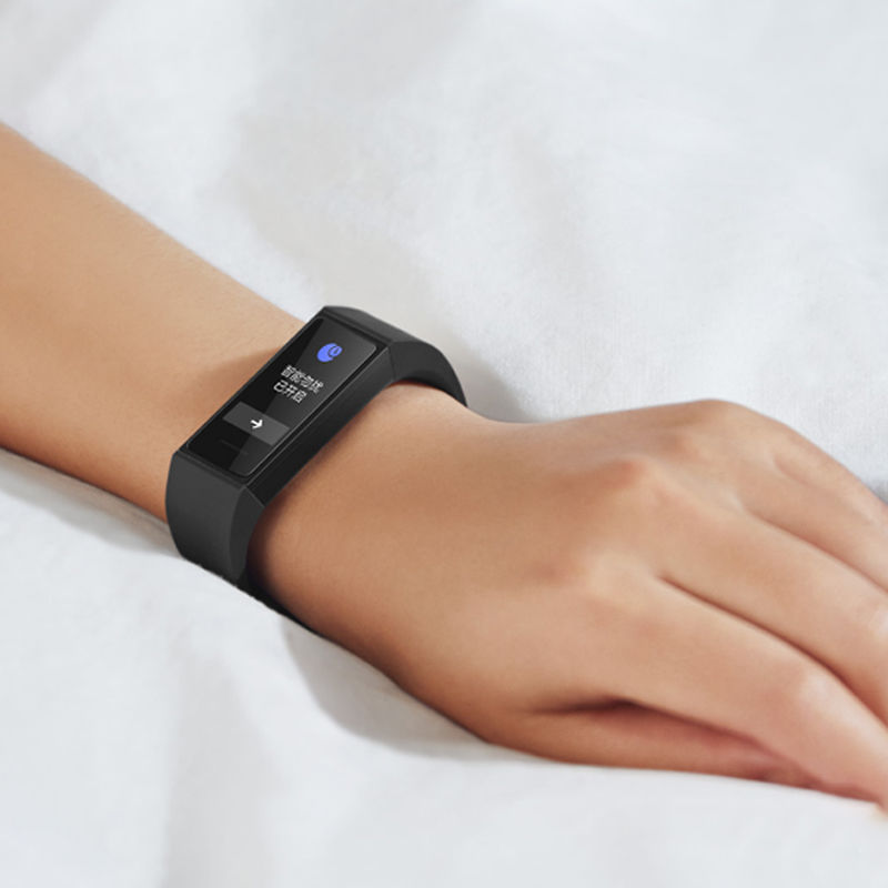大屏彩显,14天长续航:Redmi红米 智能手环